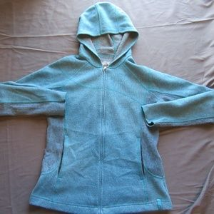 Womens Mountain Hardwear Full Zip Hoodie Sz M